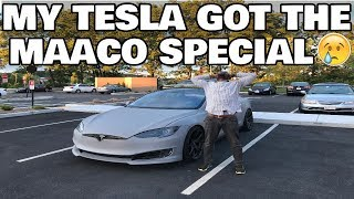 I Took my TESLA to MAACO, The Result Won't Shock You thumbnail