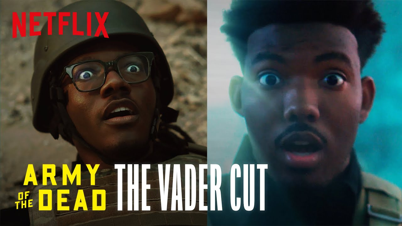 Download Army of the Dead: The Vader Cut | Netflix Dreams Episode 3