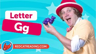 Gg | Fun Phonics | Magicio and Phonics | Made by Red Cat Reading