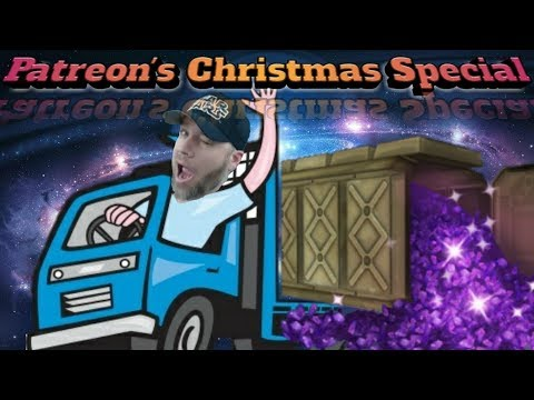 Patreon's Christmas Special Featuring F2P SureShot  Stream Star Wars™: Galaxy of Heroes