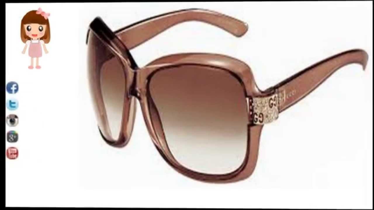 761b220af اشيك اشكال نظارات شمس حريمي - YouTube