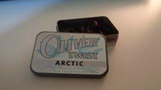 Kautabak Review: Oliver Twist Arctic | Der nikotinstarke Icebonbon