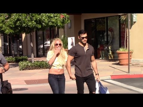 Britney Spears and Sam Asghari Hold Hands Say She Will Perform Again