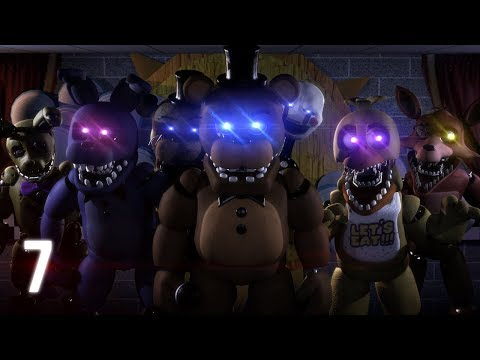 Five Nights at Freddy's 7 Trailer (2020)