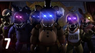 Five Nights at Freddy s 7 Trailer 2018