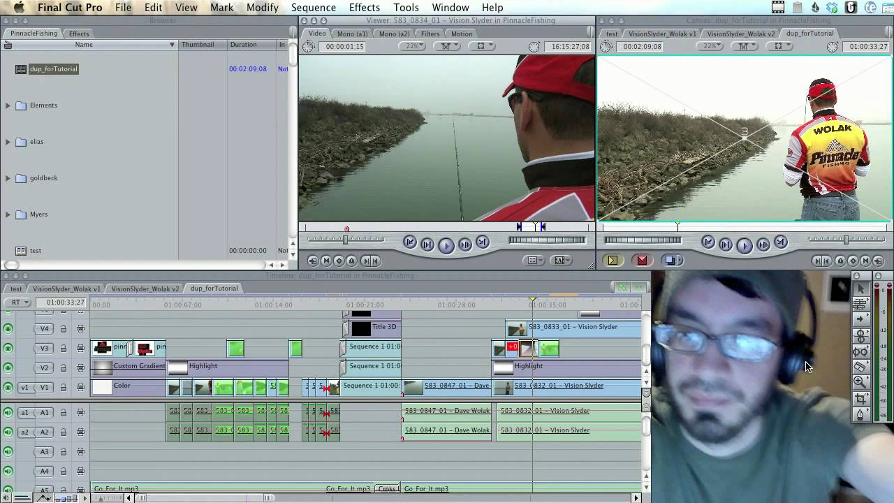 5 Essential Final Cut Pro Workflow Tips Part 1: Match Frame Editing ...