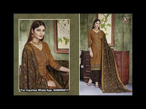 Parinita Designer Suits || Alok Suit || Salwar Kamzeez || Salwar Suit Designs