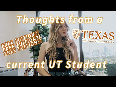 The University Of Texas At Austin Giving FREE TUITION?
