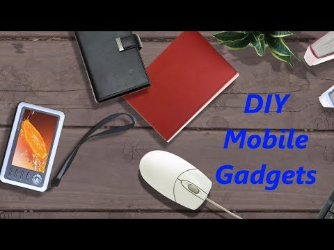 3 DIY Gadgets for IOS & Android Mobile in 2019