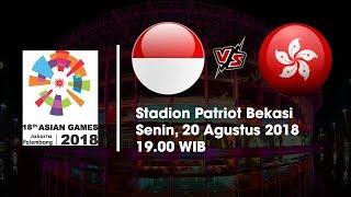 Jadwal Asian Games 2018 Timnas U 23 Indonesia Vs Hongkong