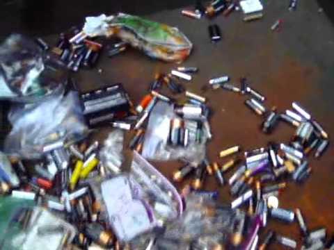 Best Buy's bogus in-store battery recycling program
