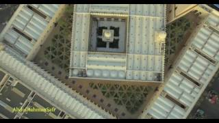 مسجد الميقات أحد المساجد النبوية في المدينة المنورة تصوير جوي Miqat mosque in Medina
