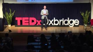 The new digital business | Richard Heaslip | TEDxOxbridge