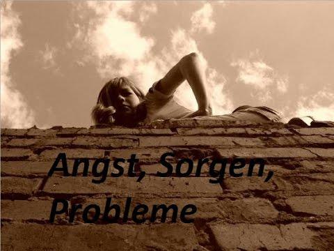 Sorgen, Angst, Probleme. Damit im Unterbewusstsein verknüpfte Informationen verändern