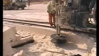 stone  quarry cutting machines