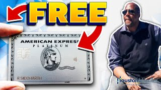 How To Get The American Express Platinum Credit Card For Free Review 2021?