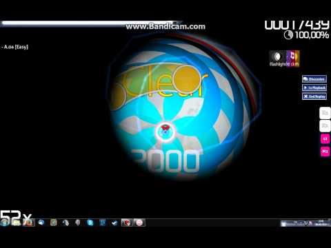 Osu: Linkin Park A06 double,HR,Hidden and Flash