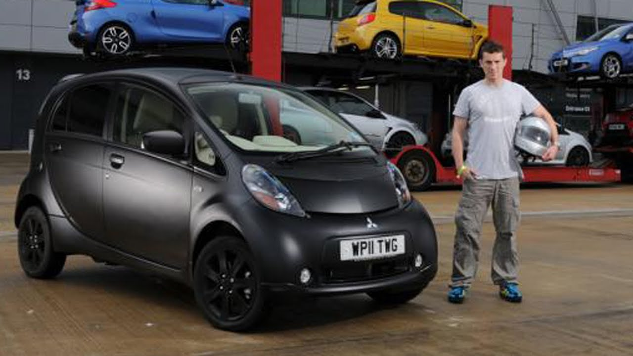 Mitsubishi i miev review the reality of living with an electric car part 1 youtube