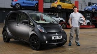 Mitsubishi i-MiEV review - the reality of living with an electric car (PART 1)
