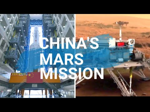 China Blasts Off on Its Long March to Look for Life on Mars