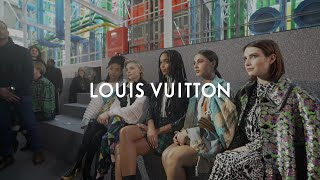 Louis Vuitton Fall-Winter 2019 Show: All-Access with Loïc Prigent