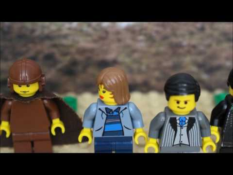 Lego Doctor Who - S01E13: The Dawn of Time