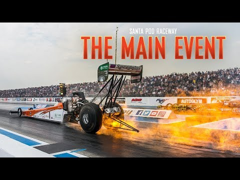 2018 FIA Main Event At Santa Pod Raceway - Full Show
