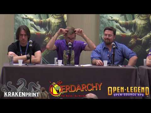 Matt Mercer & Friends Every Roll Matters: GM Improv Showdown GenCon 50