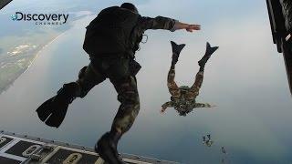 Silah Bilimi : Hava İndirme Birlikleri (Discovery World Türkçe Belgesel)