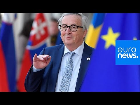 euronews (in English): 'Are you Theresa May?': Juncker jokes with journalists ahead of Brexit talks