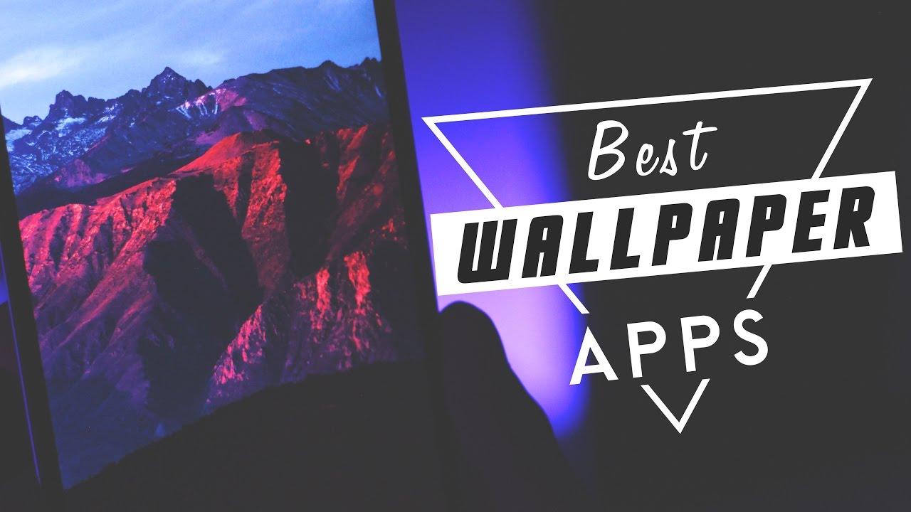Top 10 Best Wallpaper Apps 2017