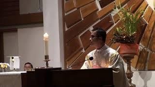 11 24 2018 Vietnamese Vesions  The Solemnity of Christ the King Cộng Đoàn Saint Cecilia Tustin