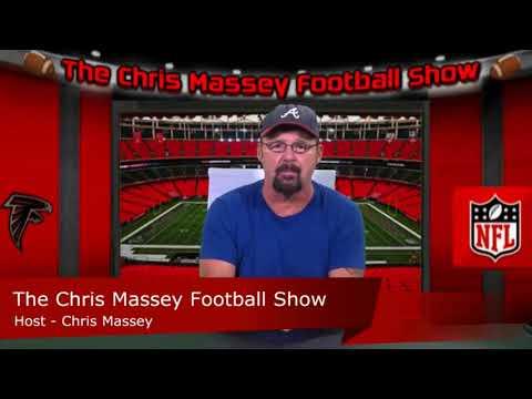 The Chris Massey Football Show EP 1 ~ Getting Ready To Kick Off The Season