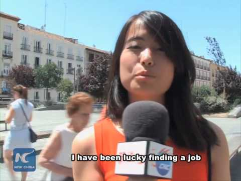 Number of Chinese working in Spain continues to grow
