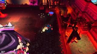 Spiral Knights - Darkfire Vanaduke