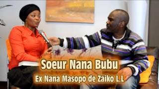 Soeur Nana Bubu, ex danseuse Zaiko L.L ayembeli Nzambe.Vérités choc sur ba danseuses