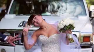 Свадьба видео: Выездная регистрация в Коломенском, свадьба клип.