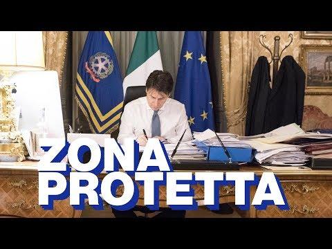 Coronavirus: Italia zona protetta - Timeline