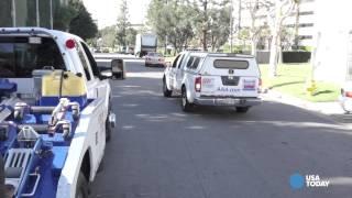 New app for roadside assistance