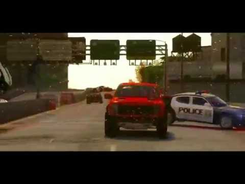 GTA IV - Need for Speed Most Wanted - Trailer Remake [HD]