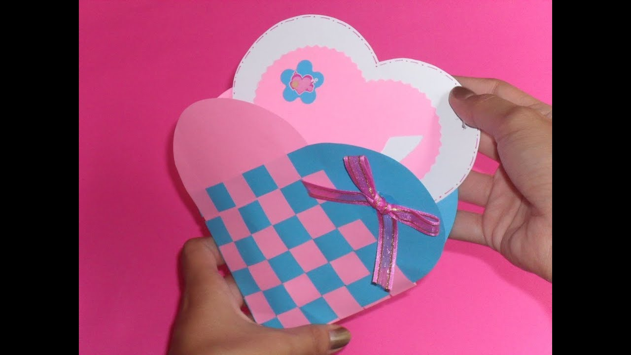 Corazon Trenzado + Carta [[DETALLE ORIGINAL]] - YouTube
