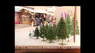 видео Елки искусственные | Товары для праздника | Новогодние украшения купить