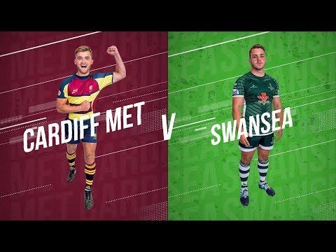 LIVE BUCS SUPER RUGBY 19/20 | Cardiff Met V Swansea