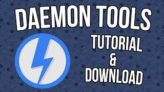 DAEMON Tools Lite [How to download and use - PC Tutorial]