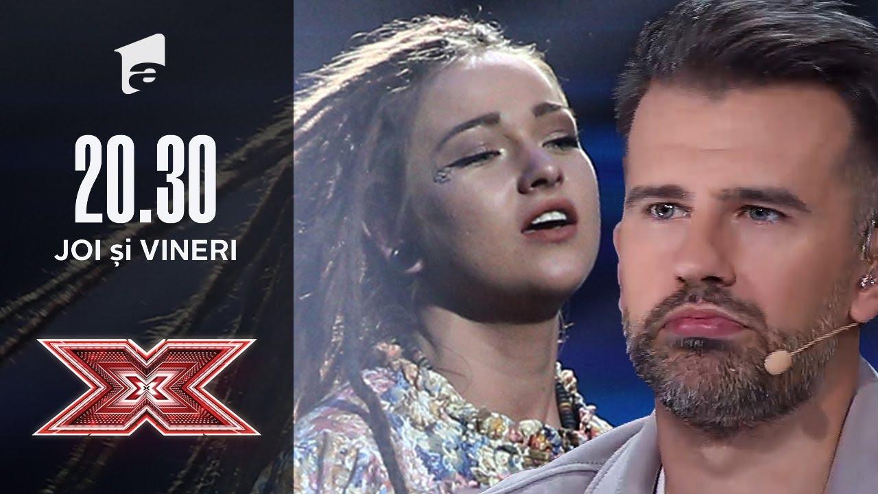 Andreea Dobre deschide seara cu piesa Cryin' | Bootcamp | X Factor România 2020