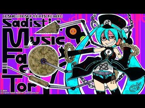 【松田っぽいよ】 Sadistic.Music∞Factory 【UTAUカバー】