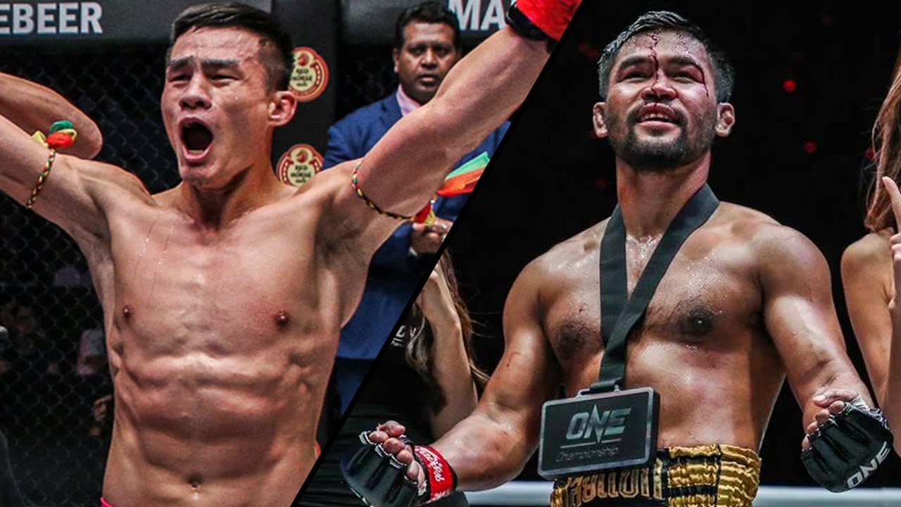 Saemapetch vs. Rodlek | All Wins In ONE Championship
