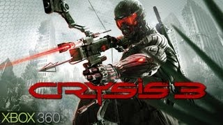 Crysis 3 Gameplay (XBOX 360 HD)