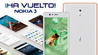 Nokia 3, unboxing en español | EXCLUSIVA