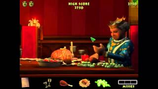 Shrek 2 Activity Center: Fairy Godmothers Lab and Dinner With The King